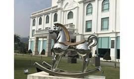 城市·艺象公共雕塑展