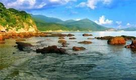 探索深圳最美溪谷杨梅坑,《美人鱼》拍摄地(深圳活动)