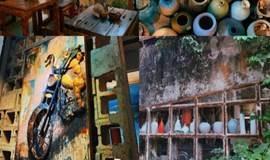 中国油画第一村,感受独特的艺术氛围(深圳活动)