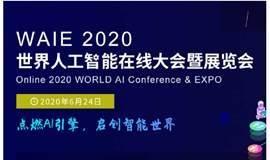 WAIE 2020 世界人工智能在线大会暨展览会
