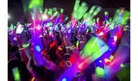 【GEC免費戶外活動】周六晚 - 讓我們一起熒光夜跑!