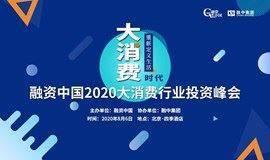 融资中国2020大消费行业投资峰会