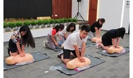 美国心脏协会(AHA)HS急救认证培训课程   心肺复苏+AED+基本急救