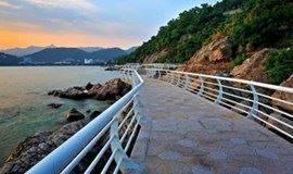 【周末】徒步盐田海滨栈道,看海、听海、玩海(1天)