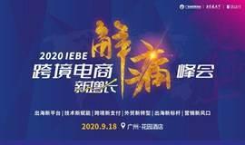 解痛峰会 | 2020 IEBE跨境电商新增长解痛峰会(第三届)