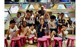 """幸福莊联合大隐书局八月推出:""""二日小戏精""""儿童戏剧体验课程!家有小宝不能错过哦~"""