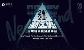 「2020新区势----区块链科技金融」主题峰会