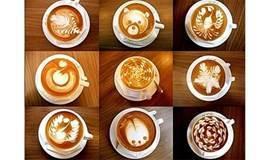 讲师一对一专业咖啡拉花&手冲课程