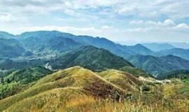 徒步绍兴的'小西藏',探索浙东的'武功山'(1天)