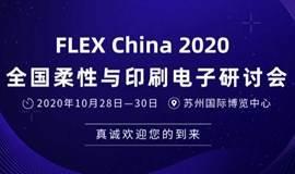 全国柔性与印刷电子研讨会( Flex China 2020)