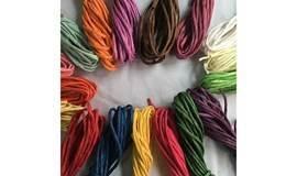 纸藤丨编织