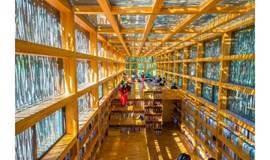 周六/日:全球最美18家图书馆之一 篱笆书屋,徒步神堂峪山水栈道(1日)