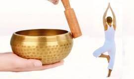 阴瑜伽颂钵心身疗愈体验课
