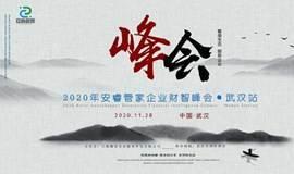 2020年安睿管家企业家财智峰会-武汉站
