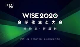 WISE2020全球化生态大会