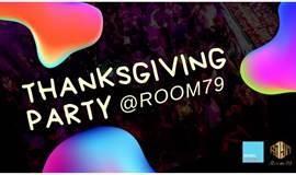 [Nov 27th, Fri] Thanksgiving Party @ Room 79