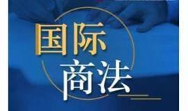 中国政法大学国际法学院教授许浩明老师亲授《国际商法》
