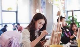 【单身专题】零基础油画体验沙龙,享受绘画的乐趣(广州)