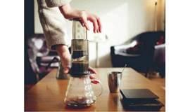 爱乐压咖啡体验课—— 释放你的压力冲咖啡