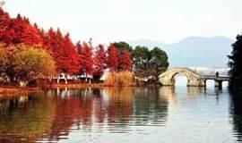 探寻湘湖最美秋色,徒步越王城遗址和勾践卧薪尝胆地(1天活动)