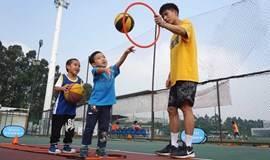 杜乐峰体育|为孩子上一堂公益篮球课