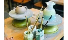 一起去陶艺DIY,遇见有趣的灵魂(杭州单身交友活动)