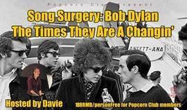 """音乐赏析:鲍勃·迪伦和他的作品""""The Times They Are A Changin"""""""