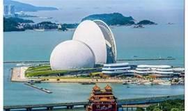 【日月贝】国内首条慢行隧道徒步、珠海会同古村美食、日月贝、野狸岛纯玩