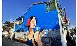 每周日   打卡网红拍照圣地:涂鸦巷,漫步苏州文化新地标(苏州单身活动)