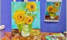 色彩疗愈法︱0基础印象派油画体验(适合创造型人格)