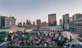 铁粉优先【4月上海 苏州河畔的屋顶音乐会】遍布全球的青年社群SofarSounds沙发音乐