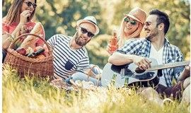 「本周六派对丘比特」来场浪漫时髦野餐Party,与爱情美好相遇!
