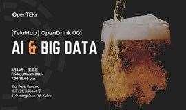 TekrHub | OpenDrink 001: AI & Big Data