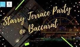 【Apr 24th, Sat】Starry Terrace Party