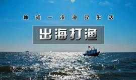 周末1日|出海打渔|包船出海の体验一次渔民生活-品新鲜海鲜-打卡网红滨海图书馆