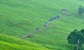 1日 | 北灵山-塔儿寺-北灵-韭山-塔儿寺一日登山徒步穿越