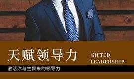《天赋领导力》从一个人干到一群人干