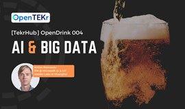 TekrHub | OpenDrink 004: AI & Big Data