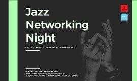 [5.22, Sat] Jazz Networking Night