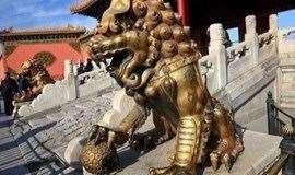 周末1日 我在故宫找怪兽,探秘紫禁城