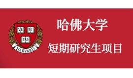 哈佛大学短期金融创业研究生证书项目 - 招生季