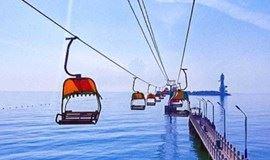 周末2日 【北戴河A线+仙螺岛】网红打卡碧螺塔-阿那亚-滨海木栈道-游船出海