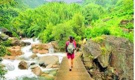 【玩水】玩水溯溪华东最美的原生态大峡谷:井空里(1天活动)