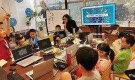 【孩子们都不愿下课的项目】创客!开启我的世界建(Minecraft)造未来之城(7-12岁)
