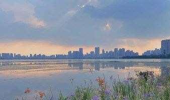 轻徒步 | 漫步武汉最大的城中湖公园,在游玩中认识新朋友(武汉活动)