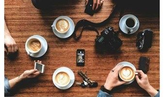 【佛山10月期】咖啡聊天会,分享不同的故事