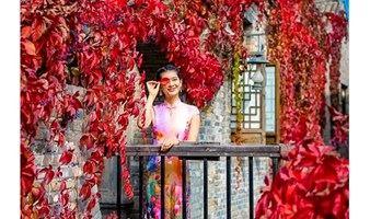 1日|古北水镇|天天发(含夜景)北平之秋-红叶小镇-隐藏在北京深处的一处江南