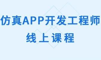 仿真(CAE)APP开发工程师线上课程