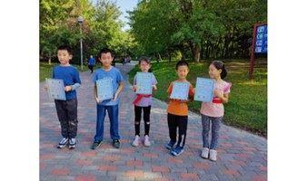 亲子定向越野跑 |奥森公园无聚集式定向挑战!北京亲子单日营