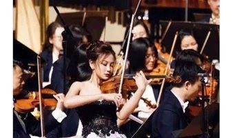 招募丨黎雨荷小提琴大师班,一起开启音乐之旅!